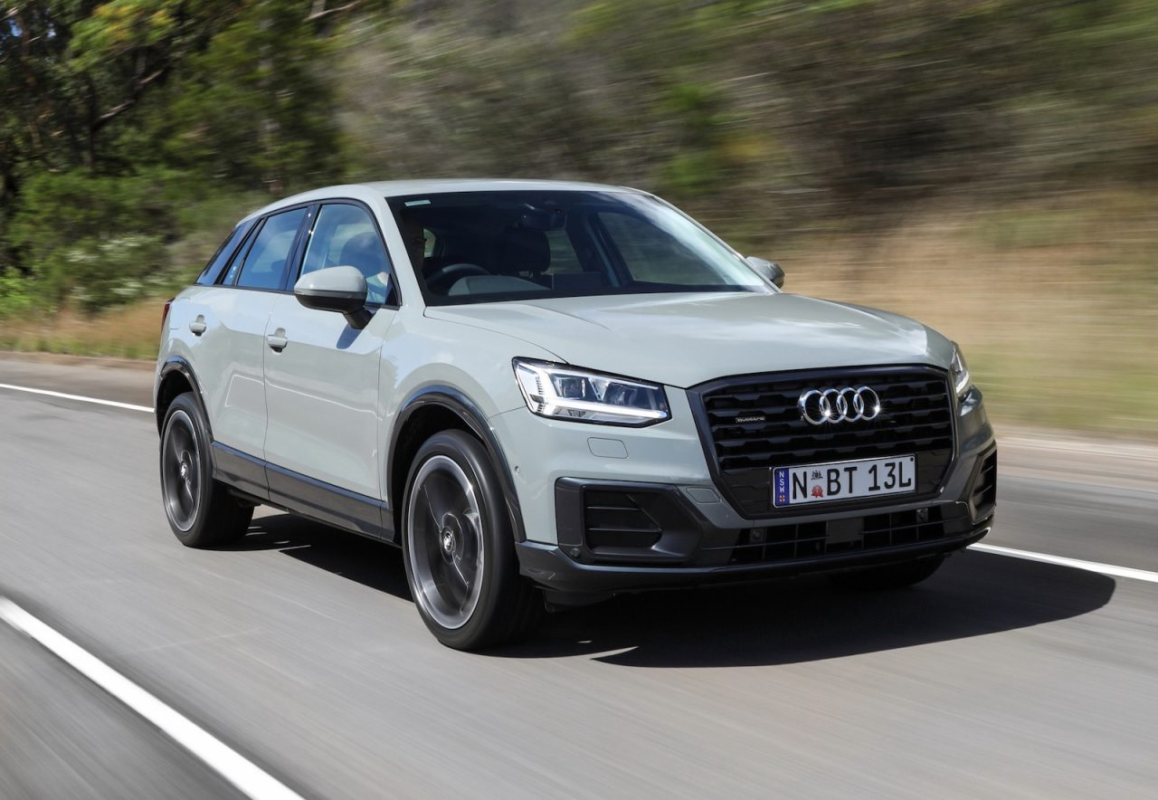 2018 audi q2 2 0 tfsi now on sale in australia quickest. Black Bedroom Furniture Sets. Home Design Ideas