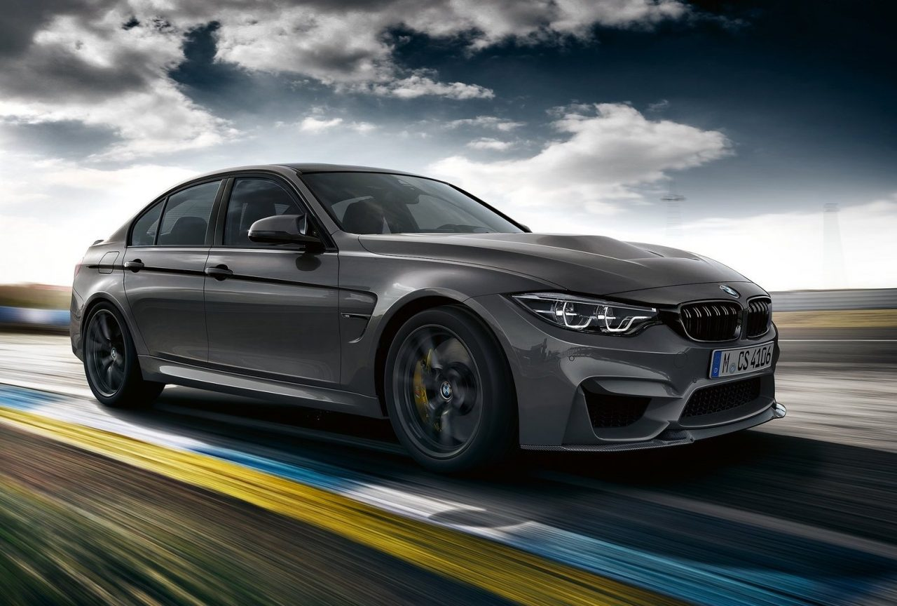 2018 Bmw M3 Cs Officially Revealed More Power More Aero