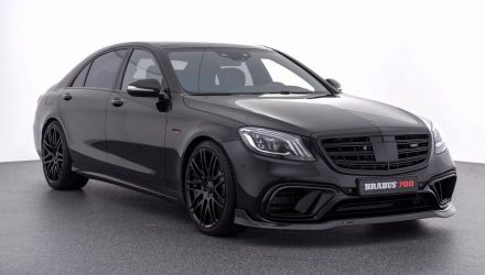 Brabus 700 & 900 announced, based on S 63 & Maybach S 650