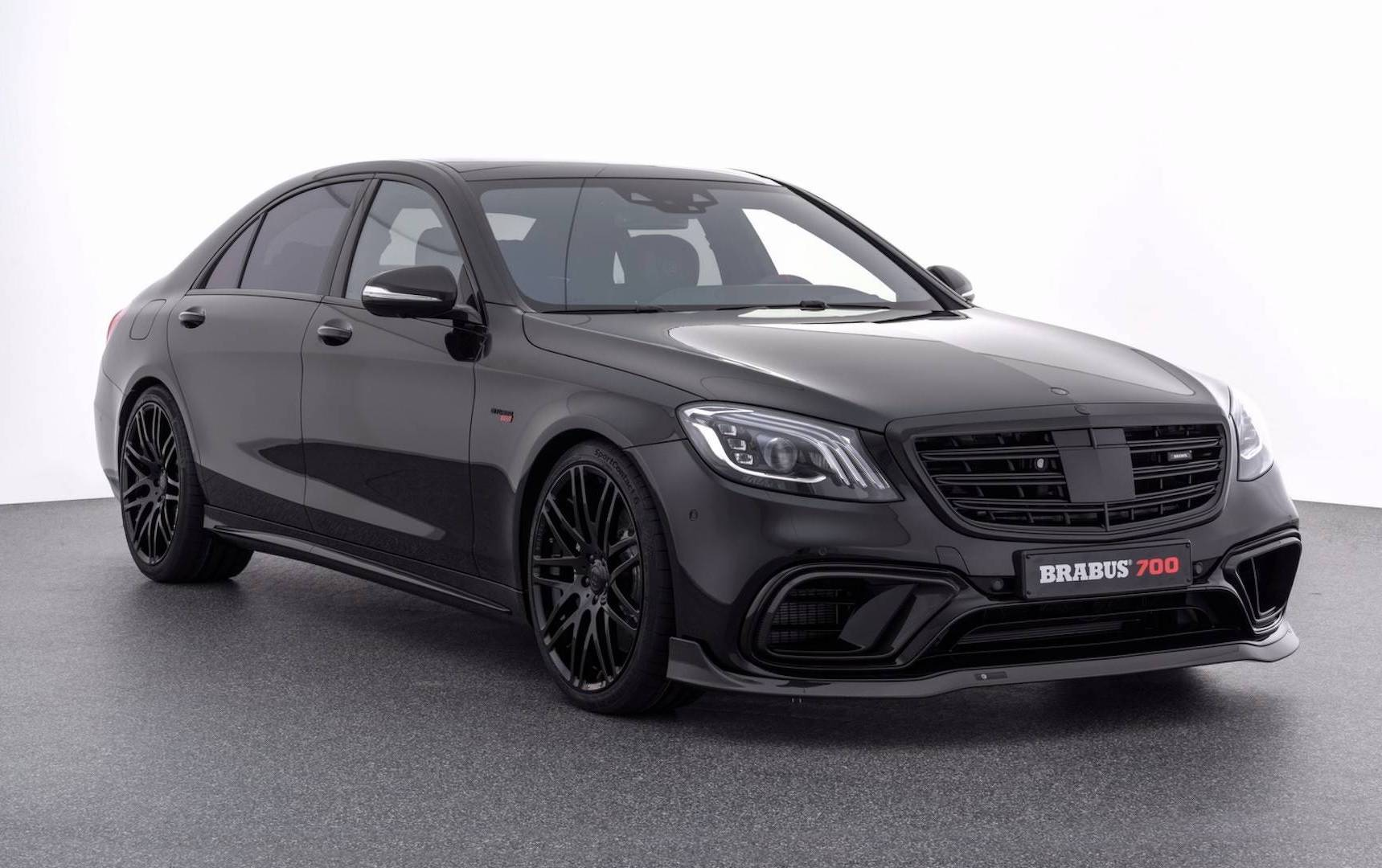 Brabus 700 & 900 announced, based on S 63 & Maybach S 650 ...