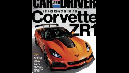 2018 Chevrolet Corvette ZR1 to be revealed November 12 (video)
