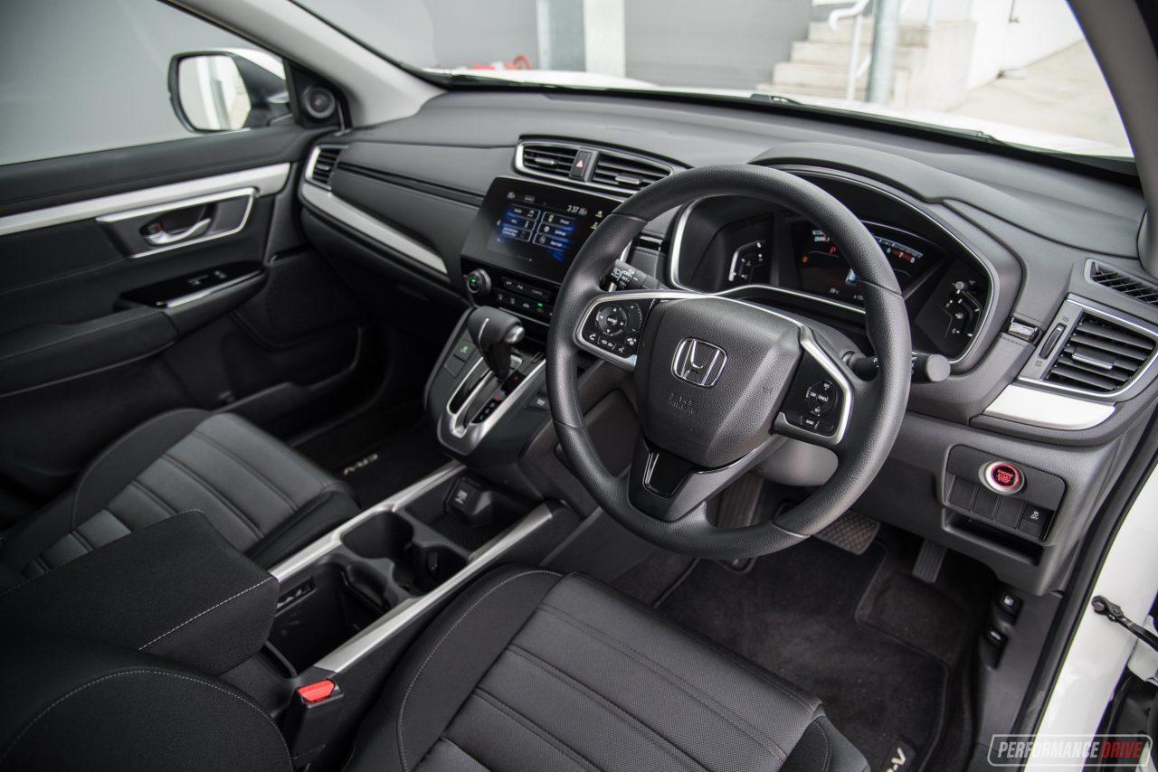 2018 Honda Cr V Vti Interior