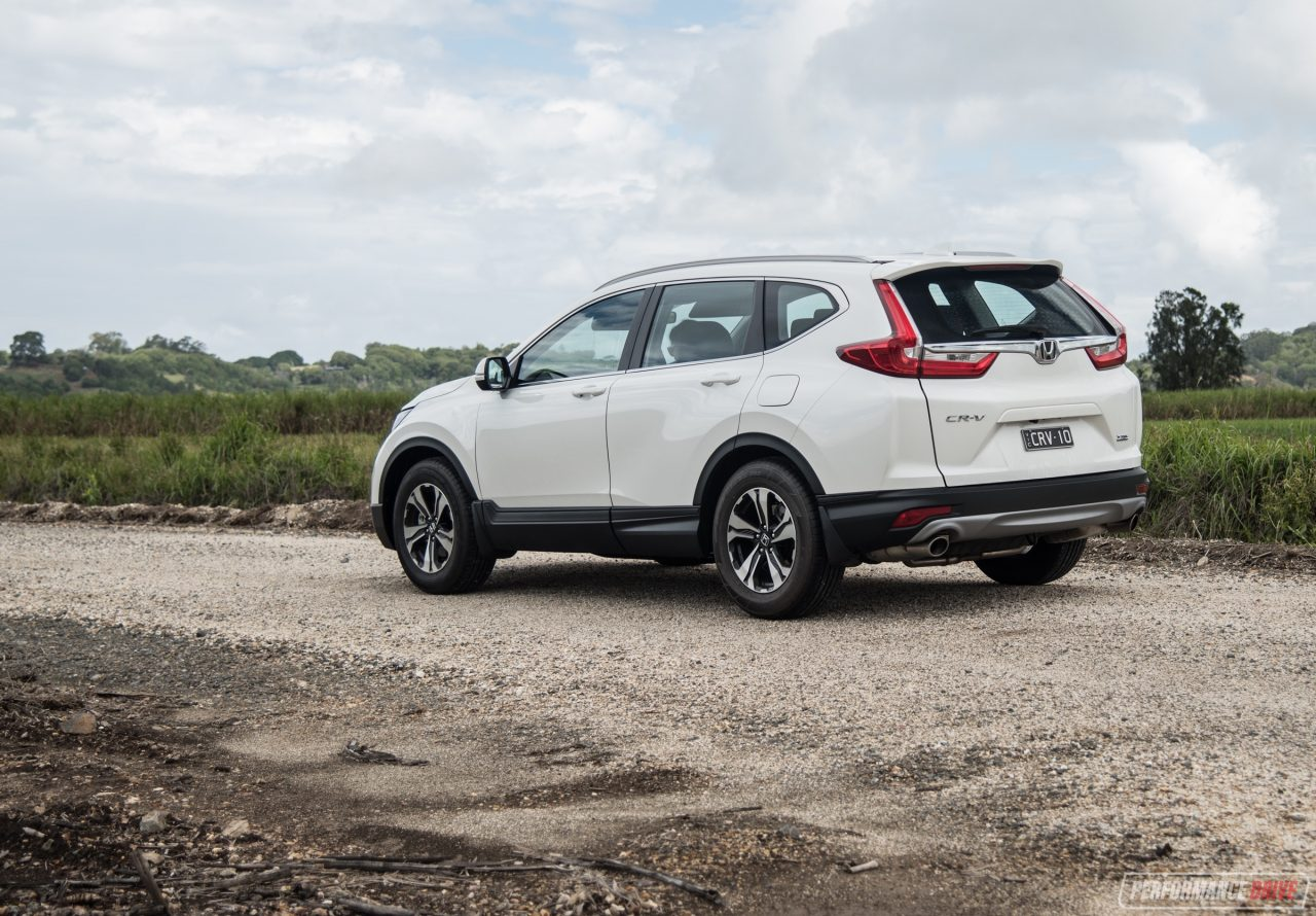 2018 honda cr v review vti 2wd vti s 4wd video for Where is the honda cr v built