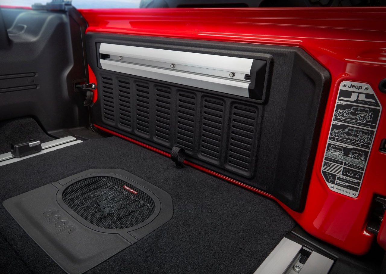 2018 Jeep Wrangler Officially Unveiled New 2 0t Amp 3 0