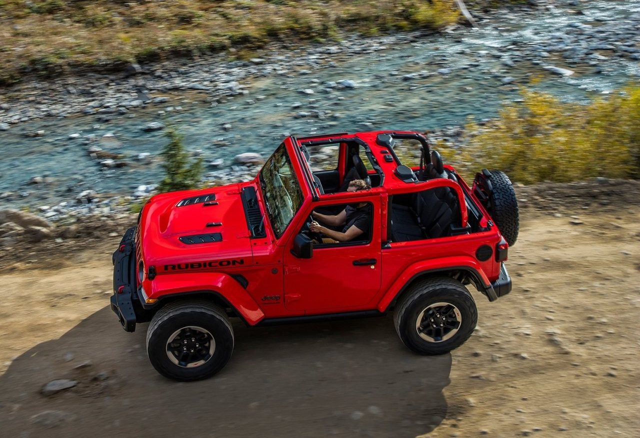 Jeep Willys Tuning >> 2018 Jeep Wrangler officially unveiled; new 2.0T & 3.0 EcoDiesel | PerformanceDrive