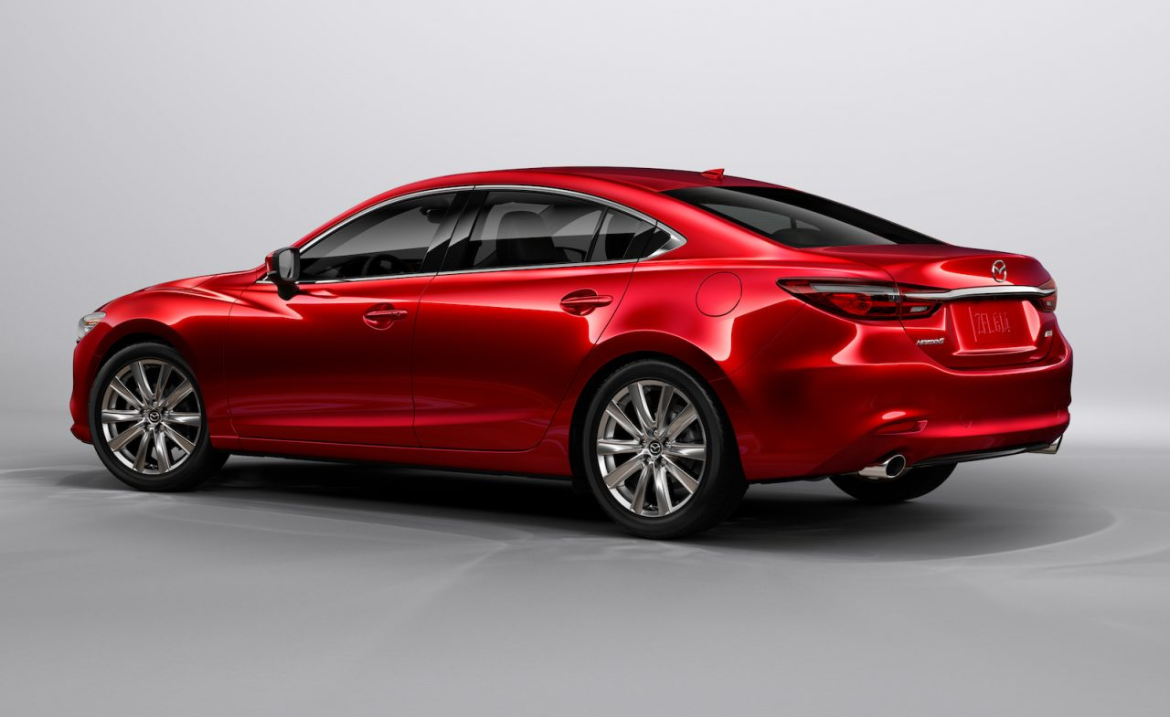 2018 mazda6 revealed with more premium feel 2 5 turbo performancedrive. Black Bedroom Furniture Sets. Home Design Ideas