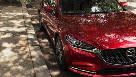 2018 Mazda6 2.5 turbo confirmed, debuts at LA show