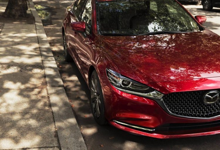 New Mazda 6 sedan debuts in Los Angeles