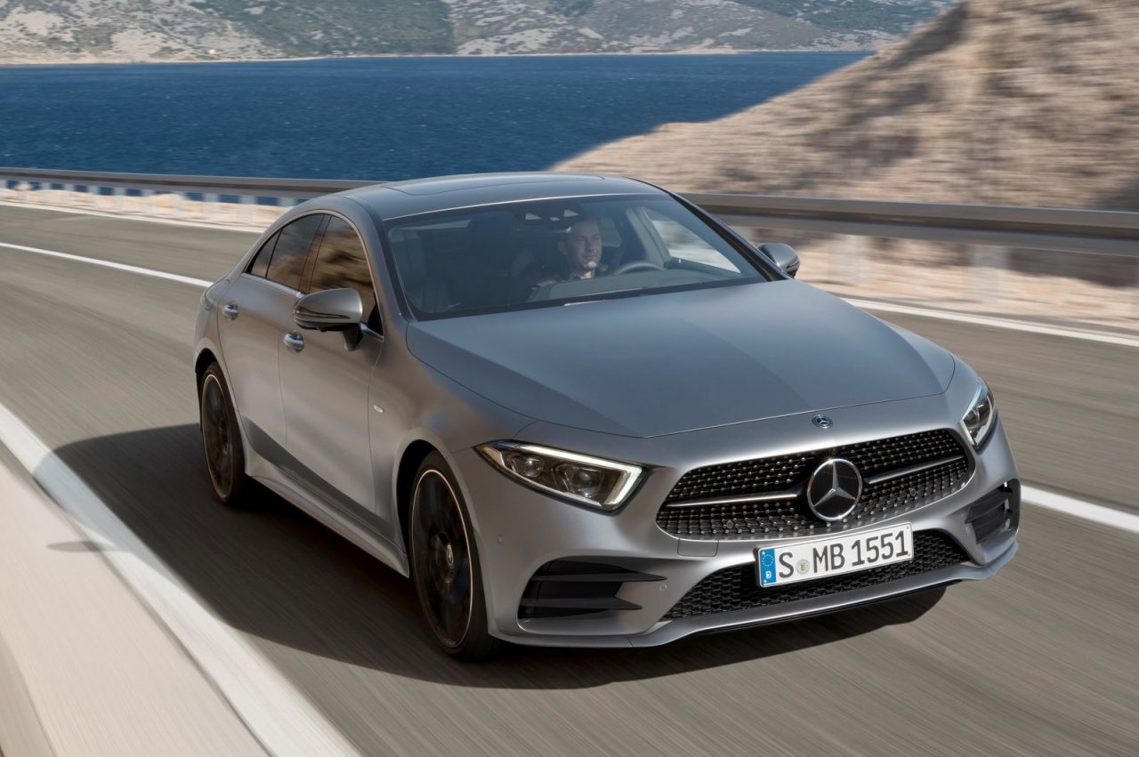 2018 mercedes benz cls revealed debuts inline six engines for Mercedes benz 6