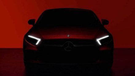 New Mercedes-Benz CLS previewed, set to debut AMG 53 badge
