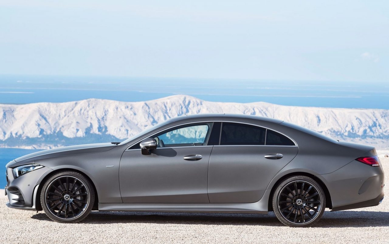 2018 Mercedes Benz Cls Revealed Debuts Inline Six Engines