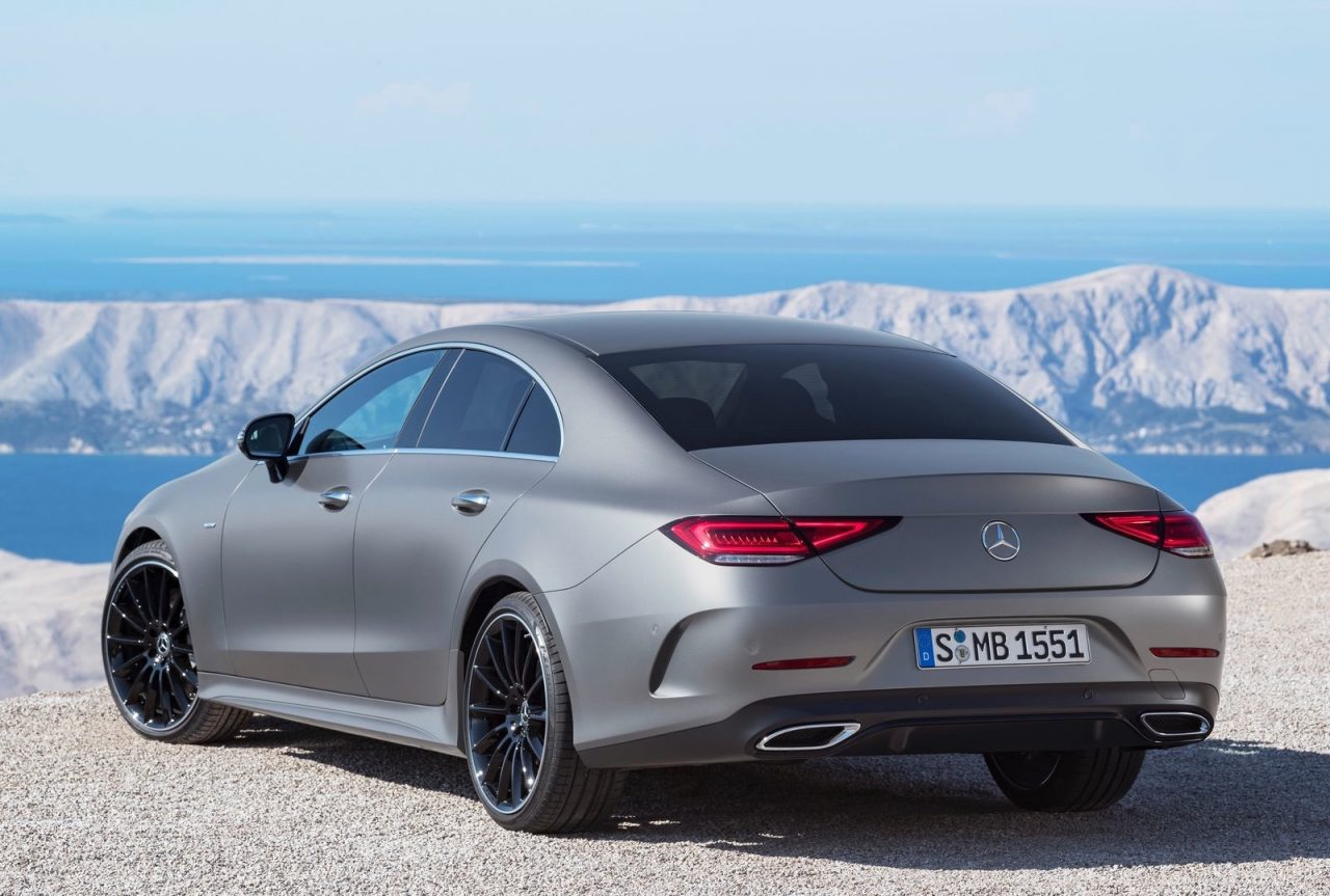 2018 mercedes benz cls revealed debuts inline six engines for New mercedes benz e class 2018