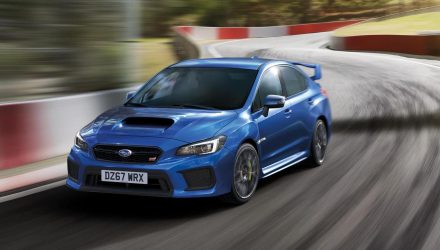 2018 Subaru WRX STI Final Edition says goodbye to an era