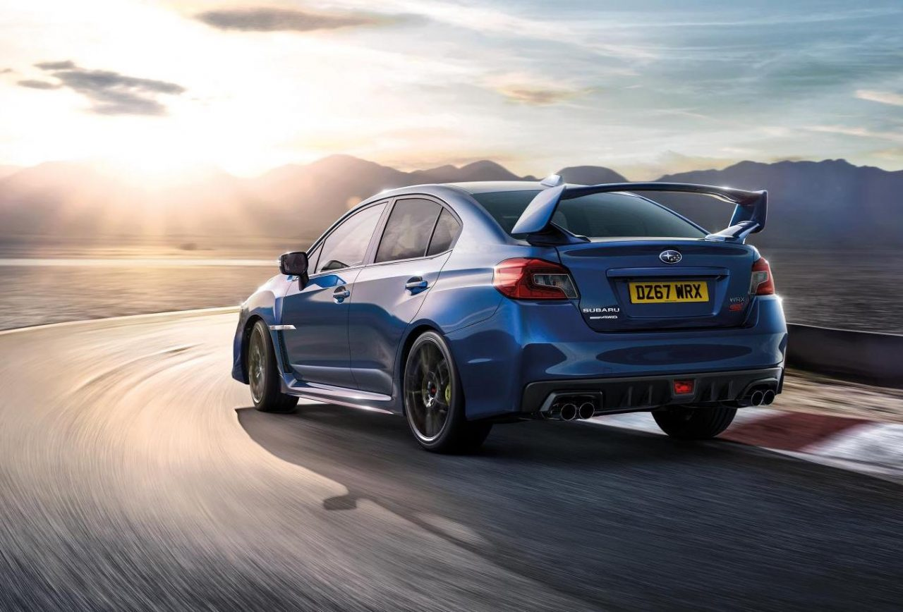 2018 subaru wrx sti final edition says goodbye to an era performancedrive. Black Bedroom Furniture Sets. Home Design Ideas