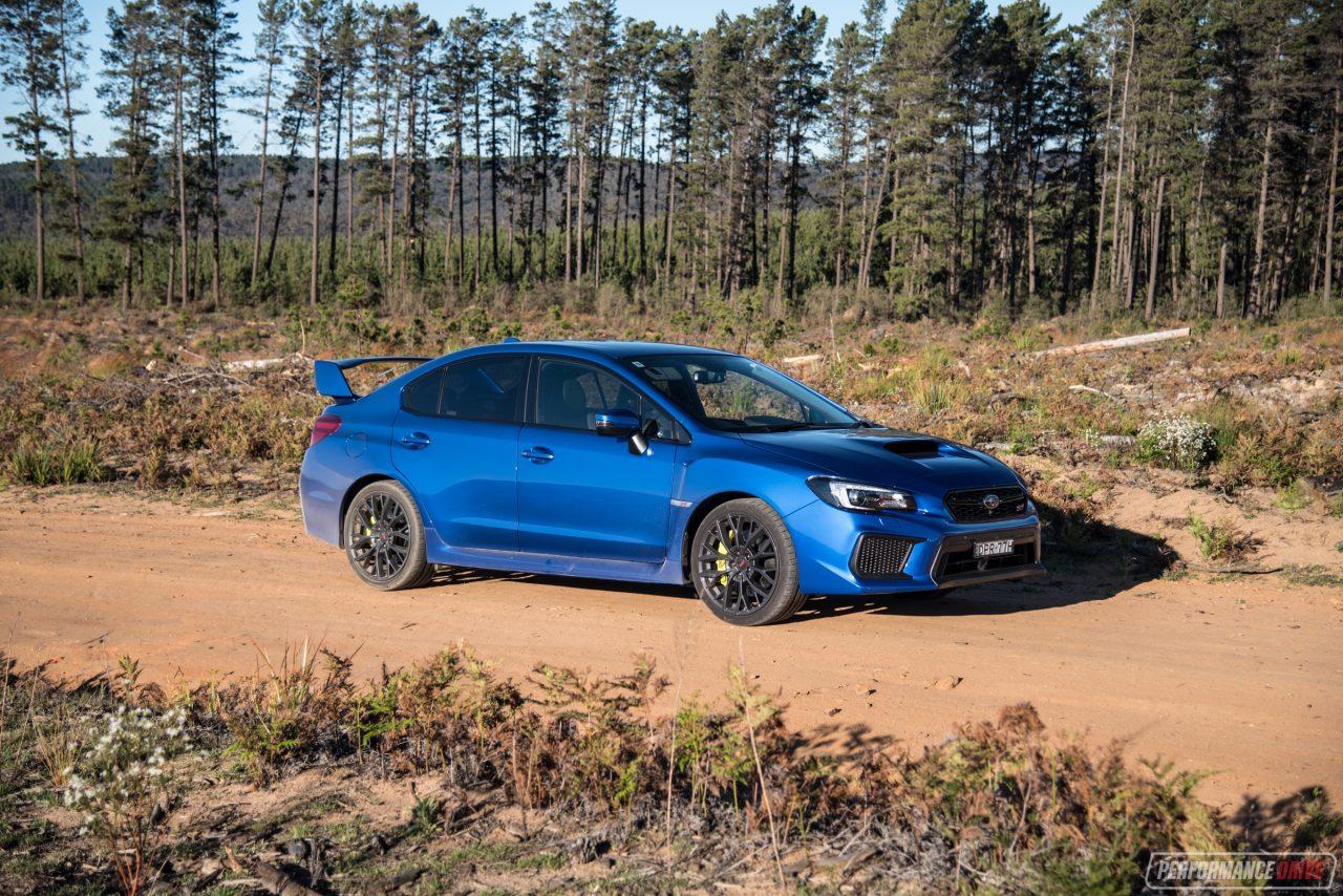Wrx Sti Rally Build >> 2018 Subaru WRX STI review – spec.R & Premium (video) | PerformanceDrive