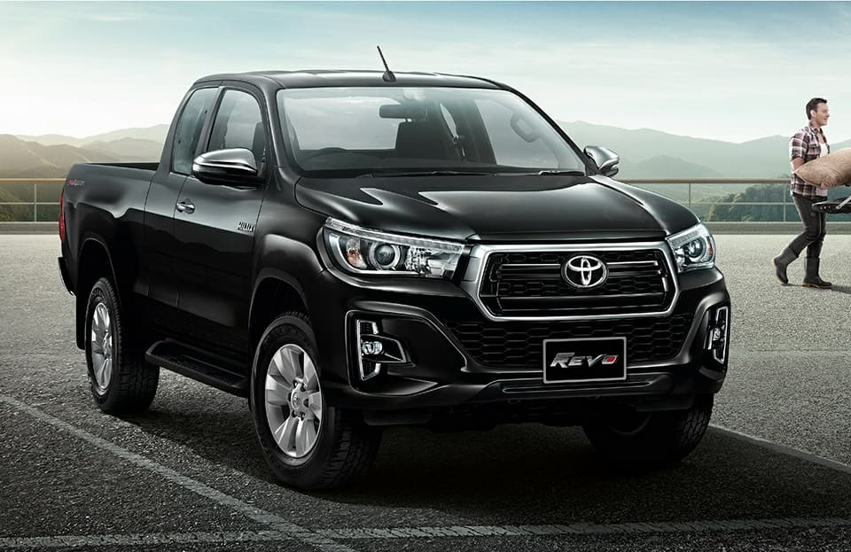 2018 Toyota HiLux facelift leaks online, as Thai HiLux Revo | PerformanceDrive