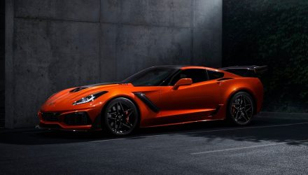 2019 Chevrolet Corvette ZR1 debuts with 755hp LT5 engine