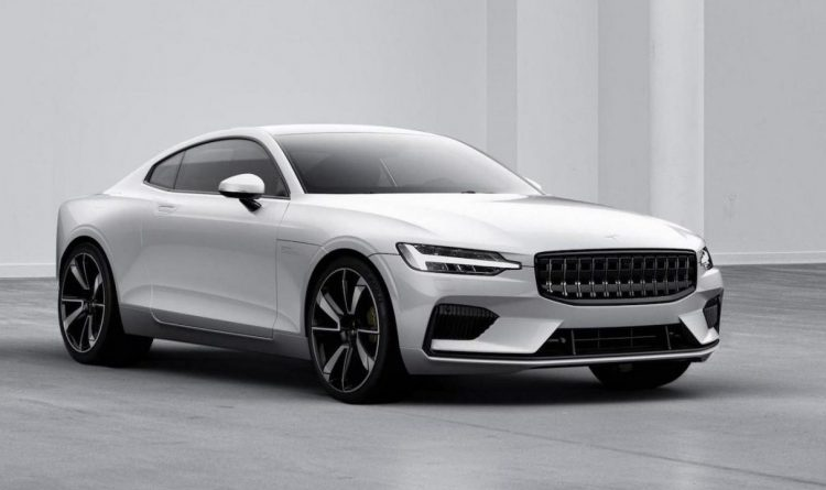 Polestar 1 Production Plant Starts Construction In China
