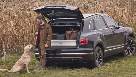 Bentley & Purdey create Field Sports hunting package for Bentayga