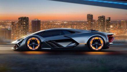 Outrageous Lamborghini Terzo Millennio concept revealed