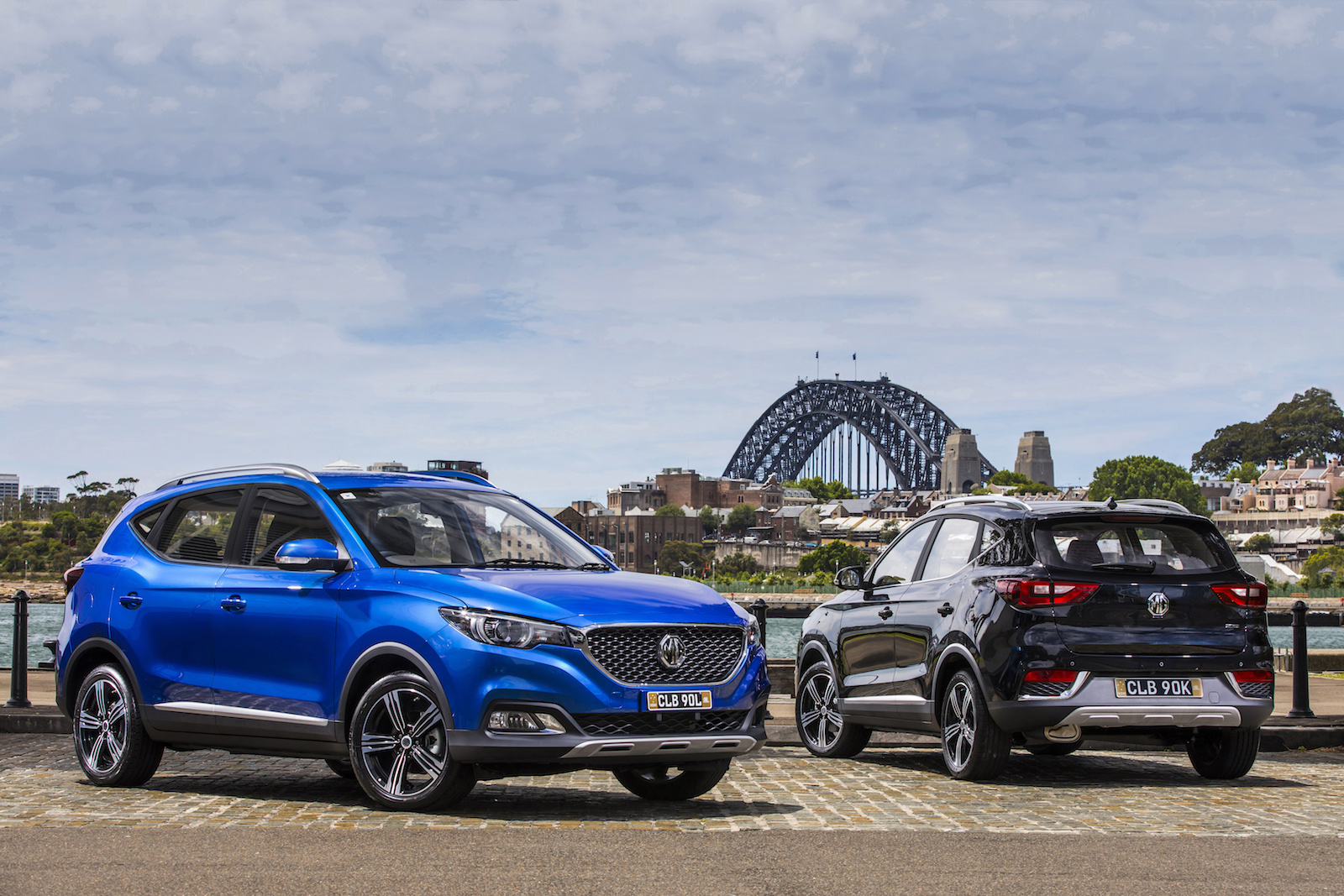 Mg Zs Makes Australian Debut On Sale From 20 990