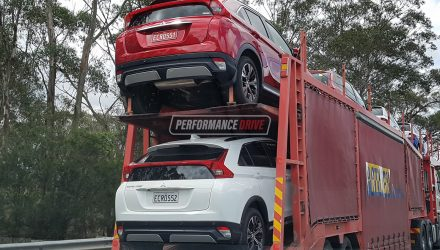 Mitsubishi Eclipse Cross lands in Australia, on sale in December