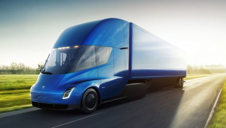 Tesla Semi truck revealed, does 0-60mph in 5.0 seconds