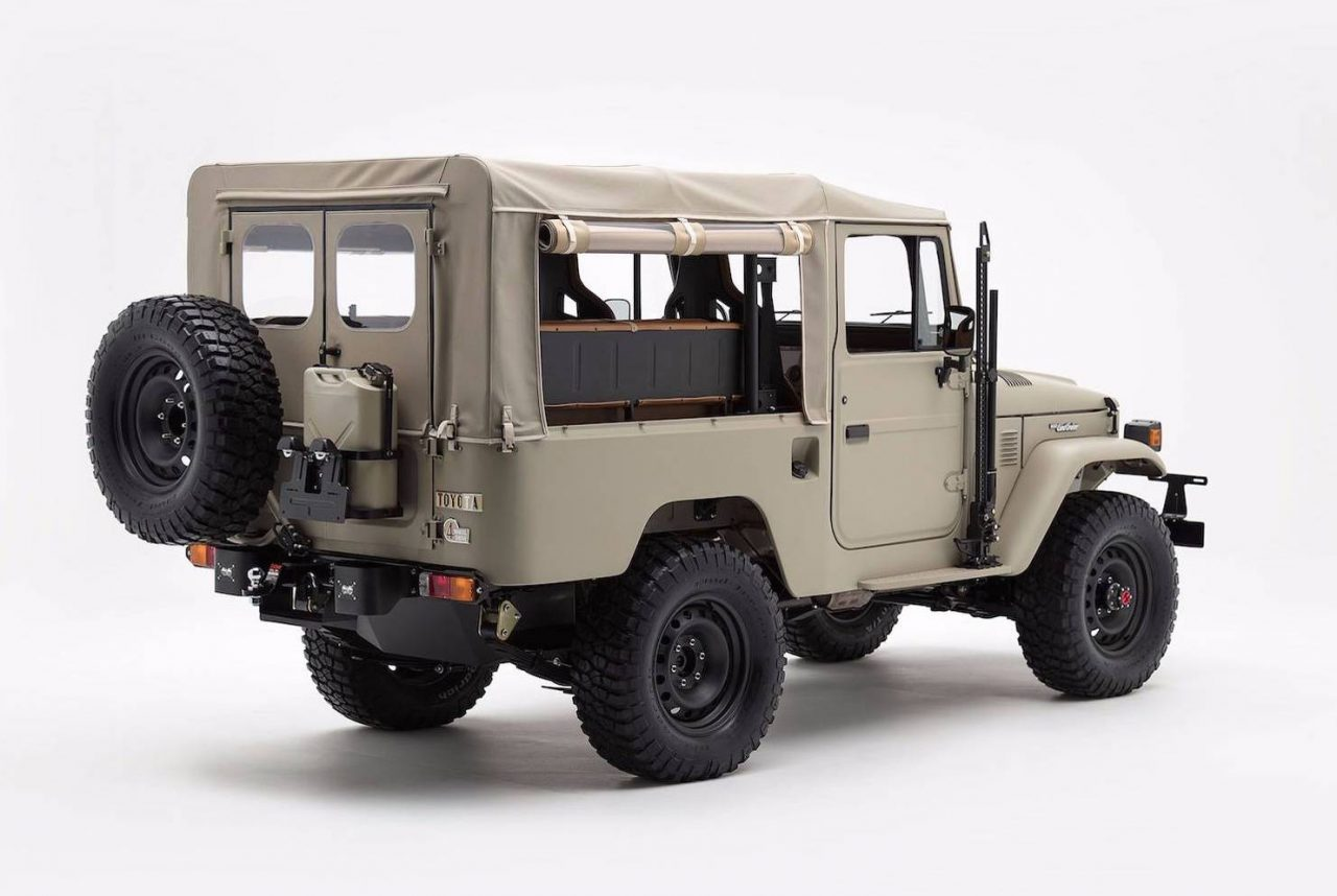 The Fj Company Recreates Classic With Modern V6 24 Being