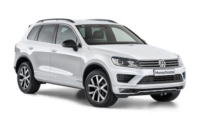 Volkswagen Touareg Monochrome announced for Australia