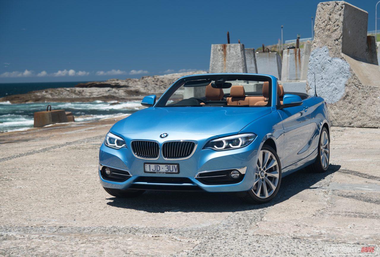 2018 BMW 230i convertible review (video) | PerformanceDrive