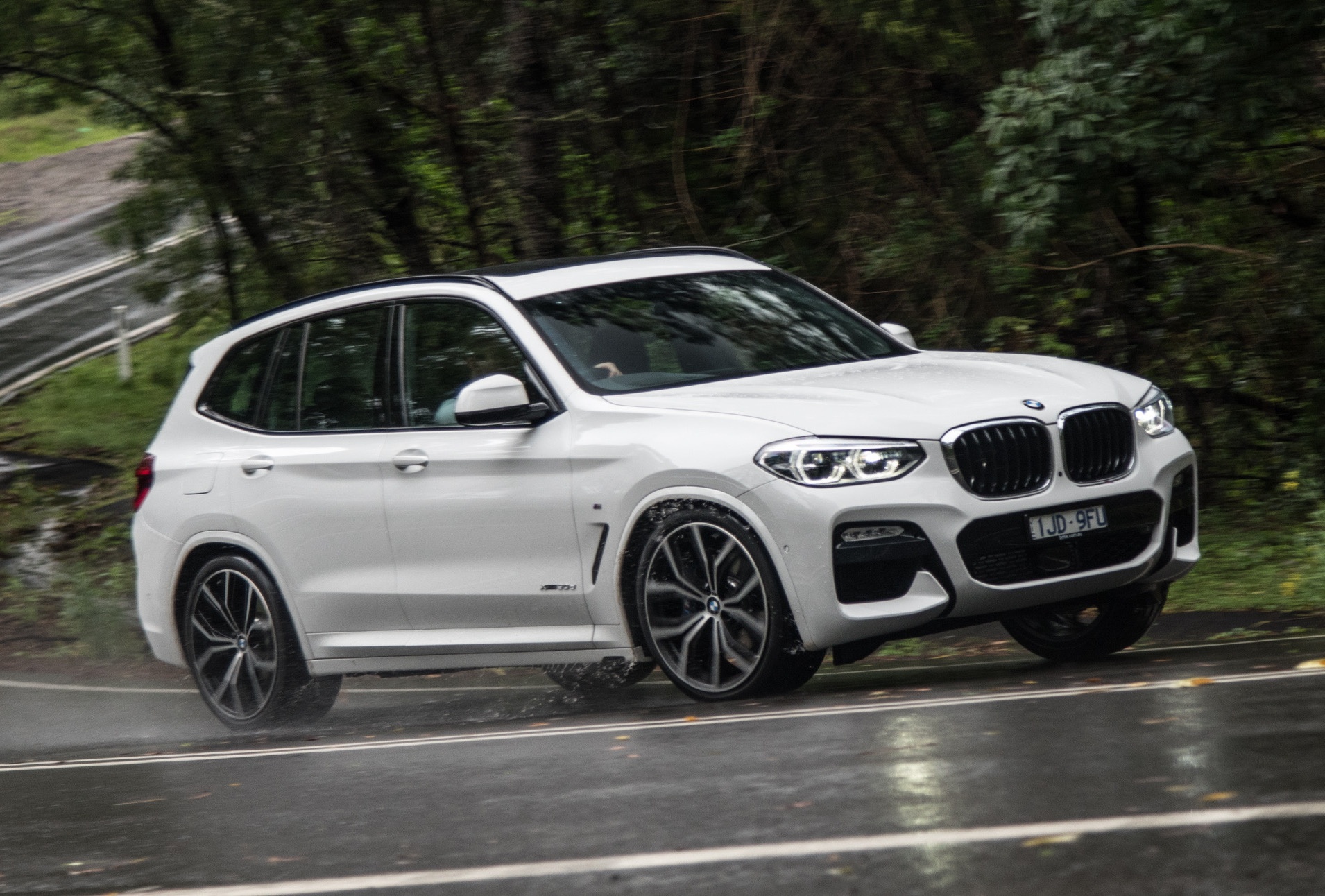 2018 Bmw X3 Xdrive30d Review Video Performancedrive