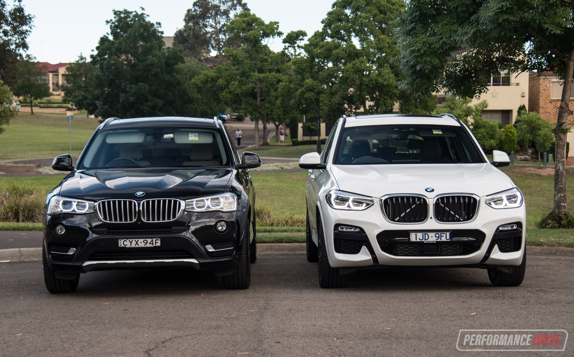 Peugeot Convertibles 2017 >> 2018 BMW X3 xDrive30d vs 2016 X3-2
