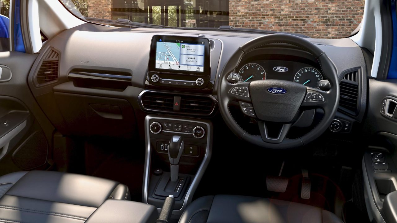 Image Result For Ford Ecosport With Sunroof