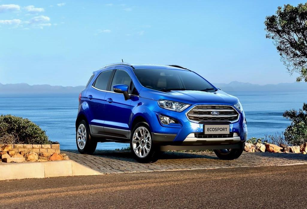 2018 ford ecosport on sale in australia december 14 performancedrive. Black Bedroom Furniture Sets. Home Design Ideas