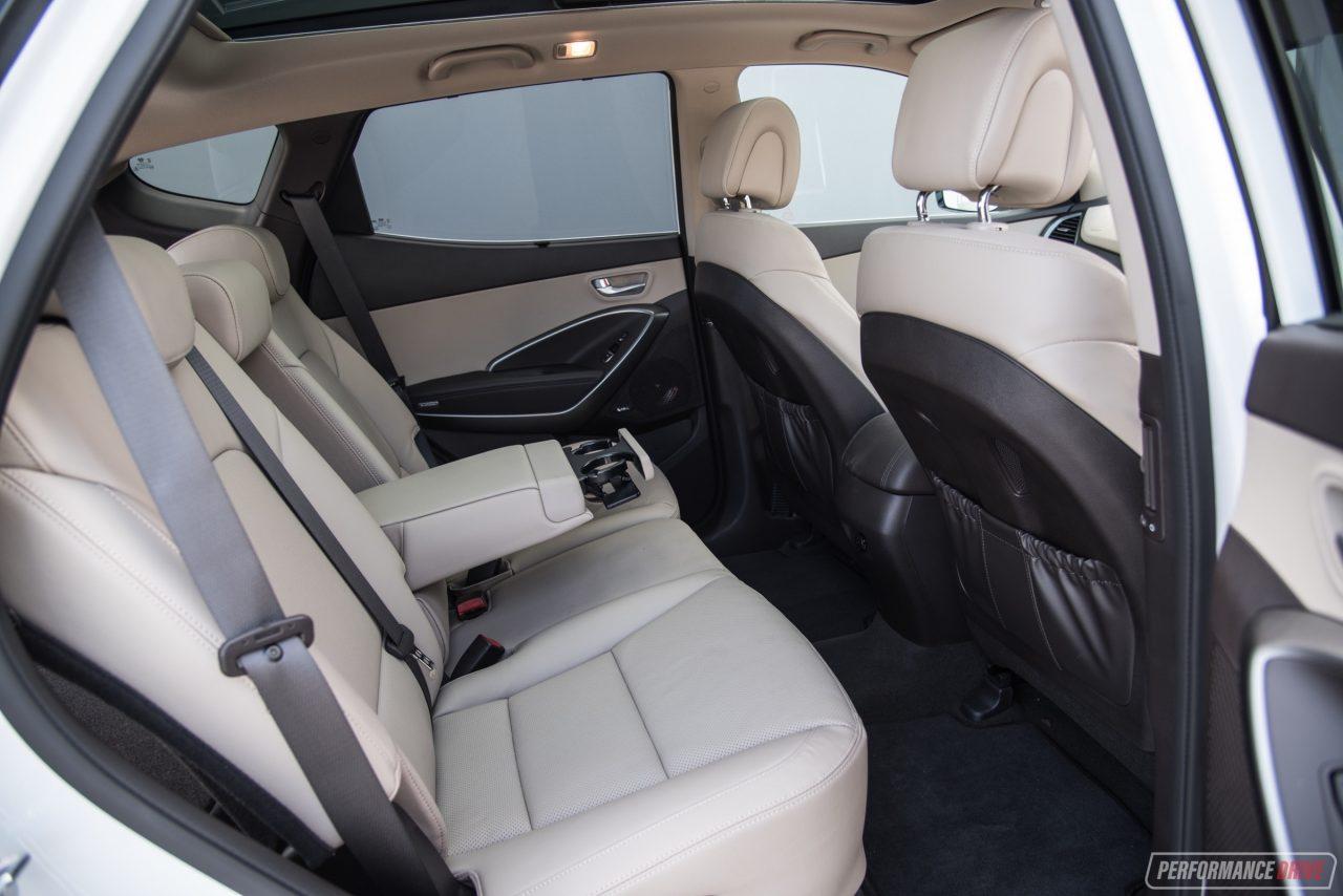 2018 Hyundai Santa Fe vs Nissan Pathfinder: 7-seat SUV ...