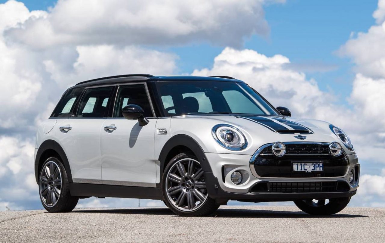 mini cooper s clubman masterpiece edition on sale in australia performancedrive. Black Bedroom Furniture Sets. Home Design Ideas