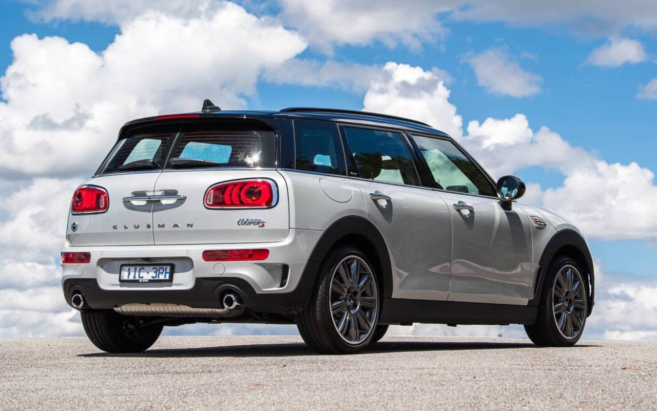 Mini Cooper S Clubman Masterpiece Edition On Sale In