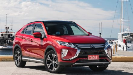 Mitsubishi Eclipse Cross now on sale in Australia from $30,500