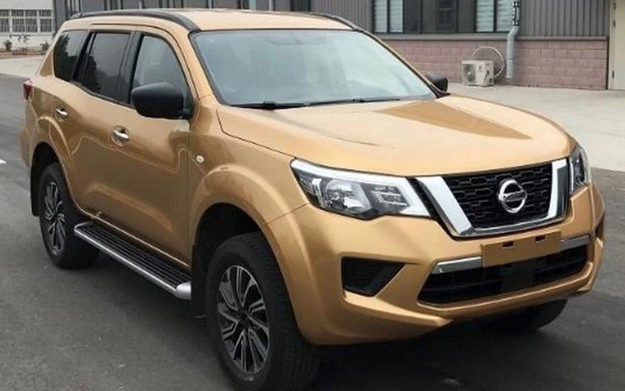 Nissan Xterra Sale Price >> Nissan Navara-based Terra 7-seat SUV spotted | PerformanceDrive