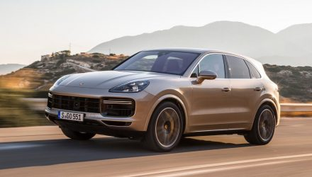 Porsche considering EV & coupe versions of Macan, Cayenne