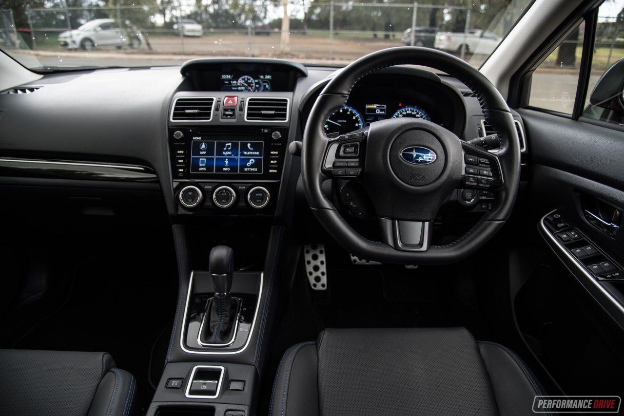 2018 Subaru Levorg Gt S Review Video Performancedrive