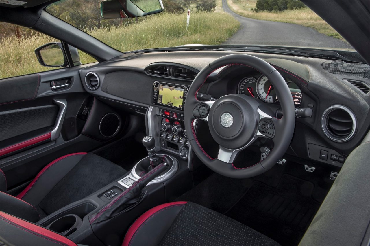 2018 toyota 86 performance kit announced in australia performancedrive. Black Bedroom Furniture Sets. Home Design Ideas