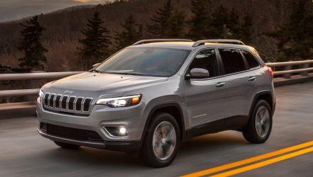2019 Jeep Cherokee revealed ahead Detroit debut
