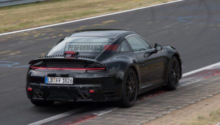 Next-gen Porsche 911 getting plug-in hybrid variant – report