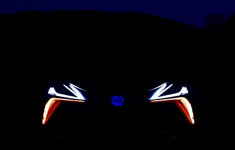 Lexus previews LF-1 Limitless concept, again