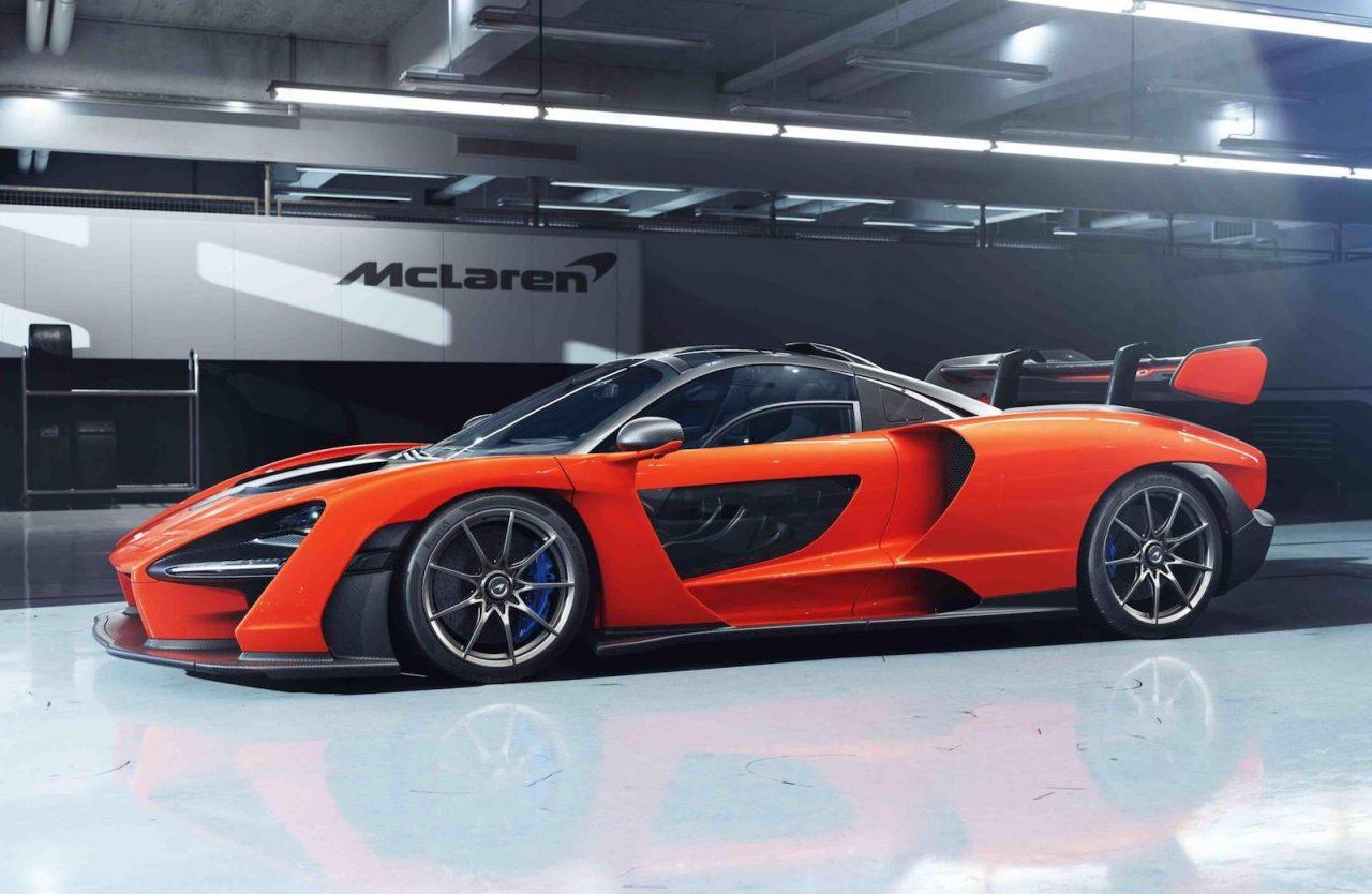 2018 Mclaren P1 Price >> McLaren Senna revealed as ultimate road-legal track car | PerformanceDrive