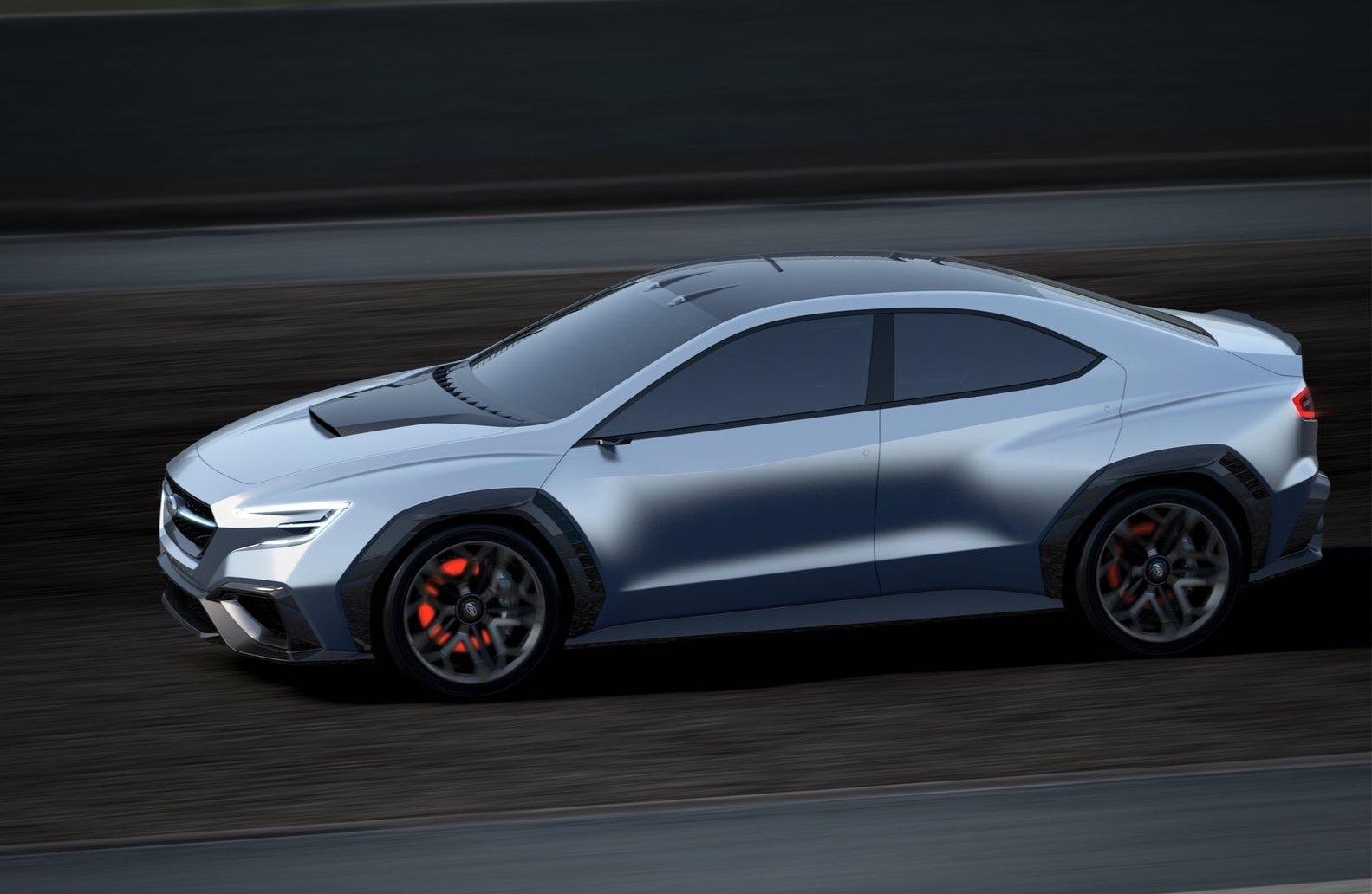 2020 subaru wrx to be plug in hybrid inspired by viziv concept report performancedrive. Black Bedroom Furniture Sets. Home Design Ideas