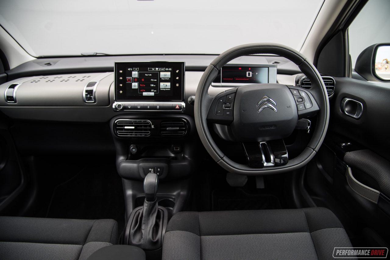 Citroen C 4 Cactus >> 2017 Citroen C4 Cactus review – EAT6 auto (video) | PerformanceDrive