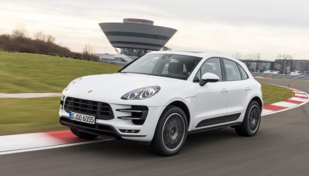 Porsche posts another record year for sales, 2017 up 4% on 2016