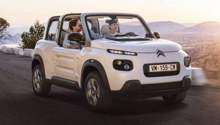 Citroen reveals funky new E-Mehari electric SUV